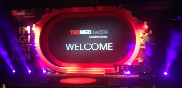 Smoke Watchers took part in the TedMed of Jerusalem